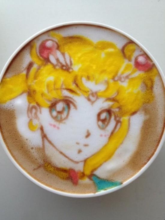 Sugi, l'artista del cappuccino 2