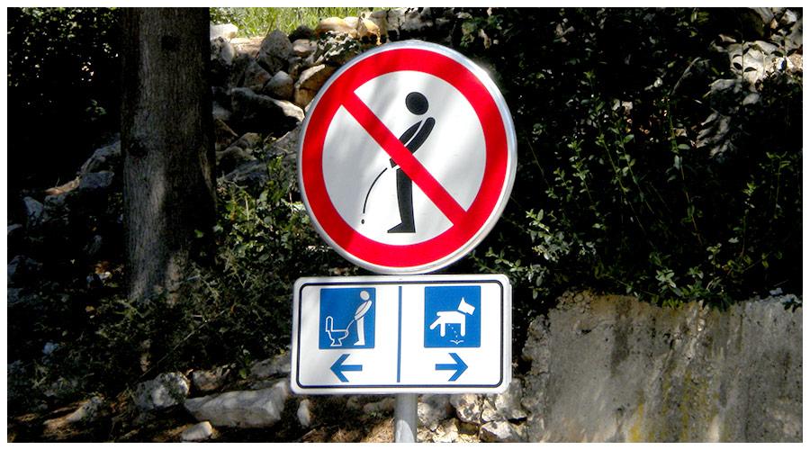 Quali sono i cartelloni stradali più strani presenti fra le nostre strade? 3