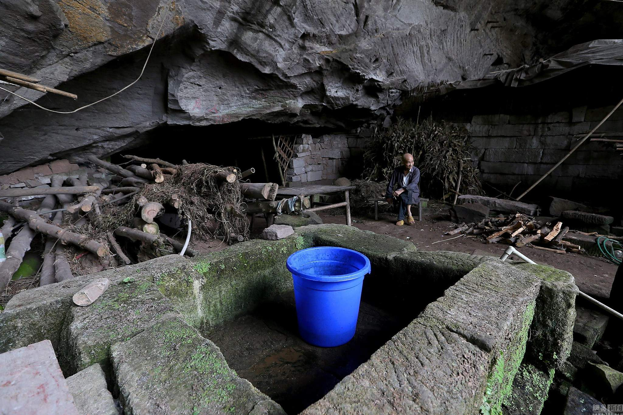 Coppia vive in una caverna per 54 anni 2