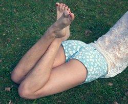 Ecco le calze pelose contro i pervertiti