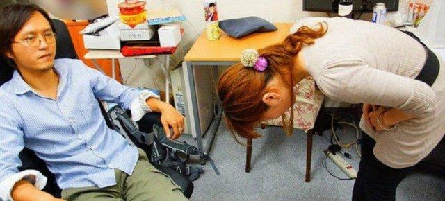 In Giappone nascono le agenzie di scuse