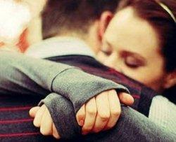 Gli abbracci curano il raffreddore