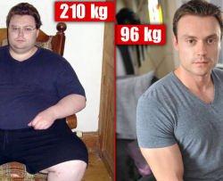 Da obeso a personal trainer in 18 mesi