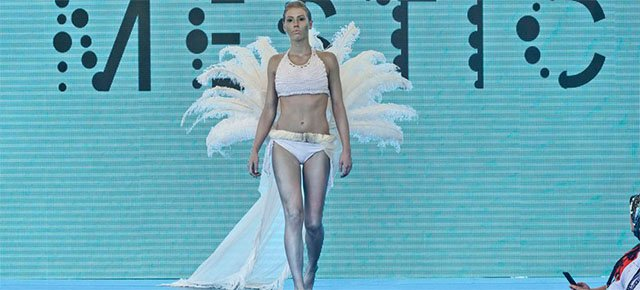 Trasforma la cacca in vestiti alla moda