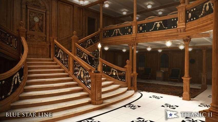 Il Titanic 2 pronto a salpare nel 2018 3