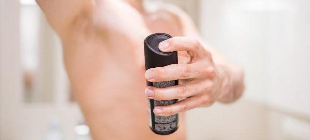 Il deodorante rende gli uomini virili