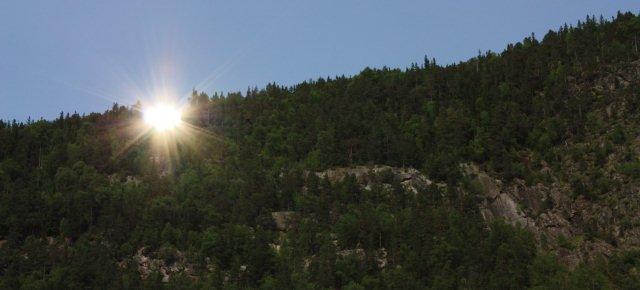 In Norvegia inventato un sole artificiale