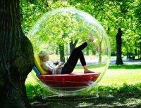 Vivere in una casa-bolla