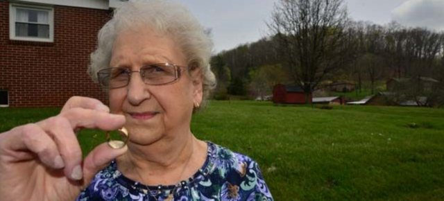 Trova l'anello della bisnonna dopo 55 anni