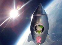 Hello Kitty nello spazio