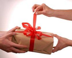 Pacchi di Natale finti contro i ladri