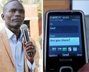 Sanyagore: il pastore che ha il numero di cellulare di Dio