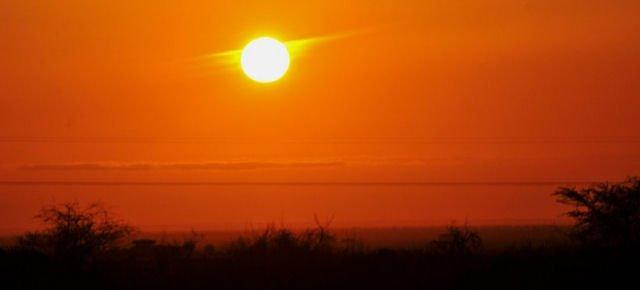 Provano a dimagrire fissando il sole