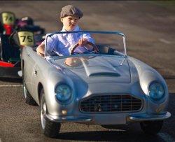 Una Aston Martin per bambini a 25.000€