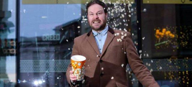 Propone di abolire i popcorn al cinema