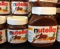 Tentano di rubare 200.000 € di Nutella