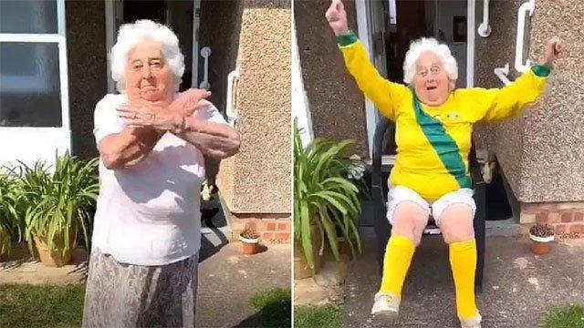 Ha 88 anni, diventa una star di TikTok con la quarantena