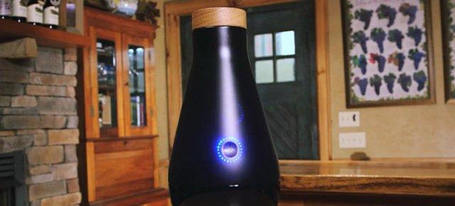 La macchina che trasforma l'acqua in vino