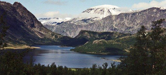 La Norvegia vuole regalare una montagna alla Finlandia