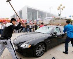 Assunti per demolire Maserati