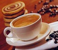 Atterraggio d'emergenza per un caffè