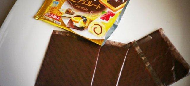 Dal Giappone ecco le sottilette al cioccolato
