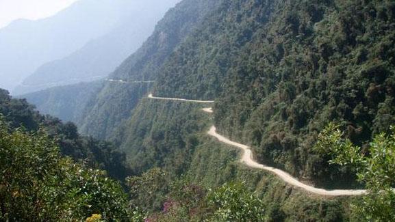 La strada più pericolosa al mondo