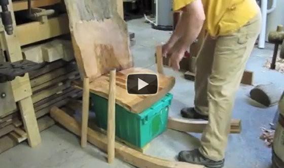 Come Costruire Una Sedia A Dondolo.Costruire Una Sedia A Dondolo Video Incredibili