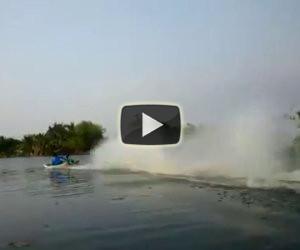 Il più veloce sul Rio delle Amazzoni