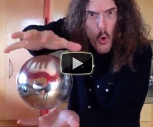 La misteriosa sfera volante