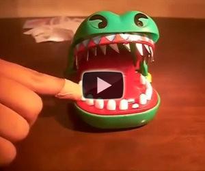Trasformare un giocattolo in arma