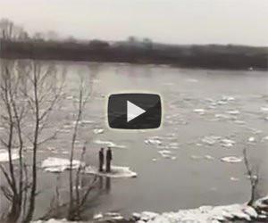 Trasporto fluviale in Siberia