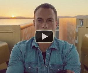 Van Damme e la pubblicità Volvo