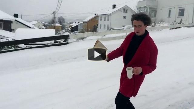 Ecco come in Norvegia la gente beve il proprio caffè mattutino