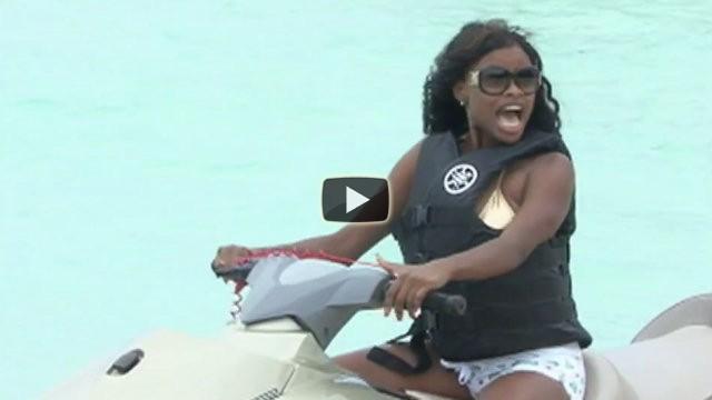 Incredibile fail con una moto d'acqua