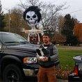 Come distruggere un drone il giorno di Halloween