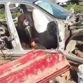 L'airbag è importante, non quando esplode troppo tardi