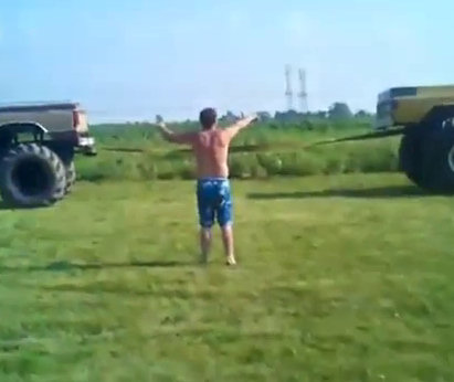 La guerra tra Monster Truck