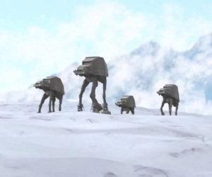 Star Wars invade le olimpiadi invernali