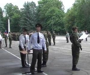Albero cade durante una cerimonia