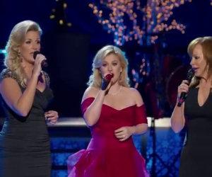 Armonia perfetta tra tre cantanti