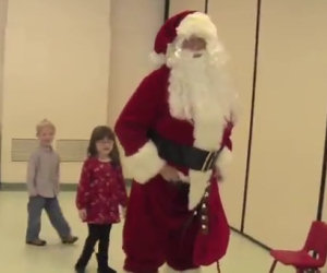 Babbo Natale, fails compilation