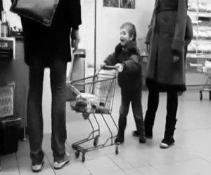 Come fermare un bambino dispettoso