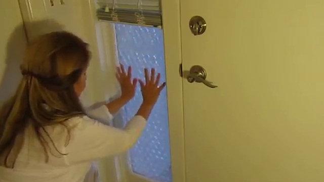 Come isolare le finestre dal freddo senza spendere un centesimo video incredibili - Isolare le finestre ...