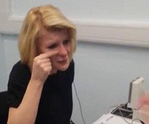 Donna di 40 anni sente per la prima volta