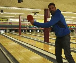 Fare strike con una palla da ping pong