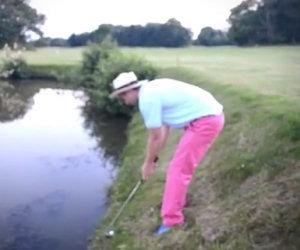 Le insidie del gioco del golf