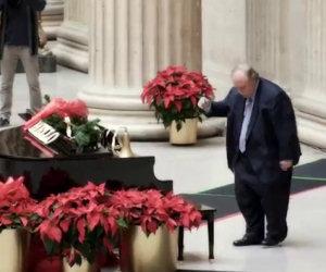 Il pianoforte che suona da solo