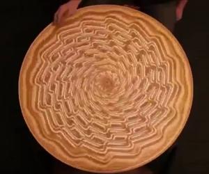 Un incredibile video che ti ipnotizzerà