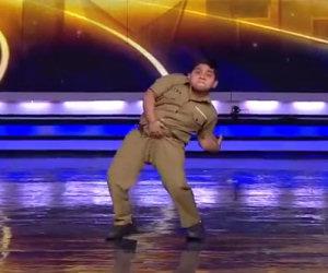 Incredibile ballerino di 8 anni